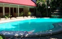 Hotel Pension mit Pool in Cebu Philippinen