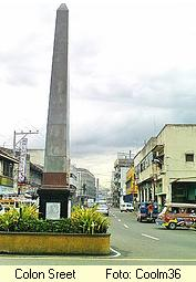 sehenswertes in cebu philippinen denkm ler cebu uptown downtownin cebu city philippinen. Black Bedroom Furniture Sets. Home Design Ideas
